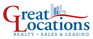 Great Locations Realty Logo